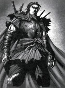 Garet Jax in Lo spirito Oscuro di Shannara