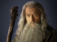 Ian McKellen interpreta Gandalf in Il Signore degli Anelli e Lo Hobbit