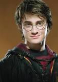 Danirl Radcliffe interprete Harry Potter nella famosa saga di  J.K.Rowling