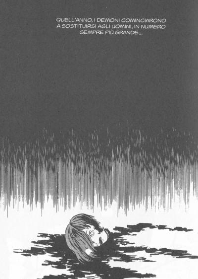 Devilman, la morte dei bambini