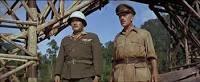 i colonnelli Saito e Nicholson, protagonisti di Il ponte sul fiume Kwai