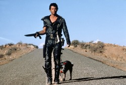 Mad Max interpretato da Mel Gibson