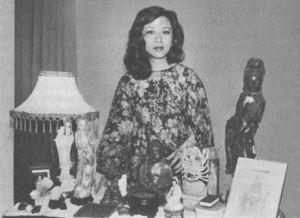 Chow Ching Lie, autrice di Il palanchino delle lacrime