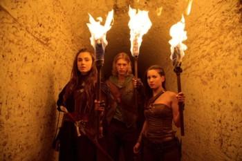 prima immagine della serie tv di Shannara
