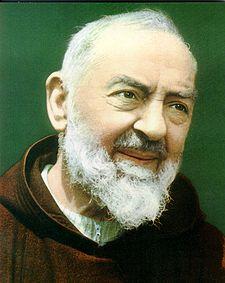 Molte persone hanno avuto fede in Padre Pio