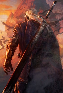 Anomander Rake, uno dei protagonisti di Il Libro Malazan dei Caduti di Steven Erikson, una delle saghe fantasy più conosciute