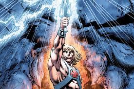He-Man e il potere di Grayskull