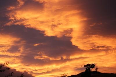 I colori delle nuvole