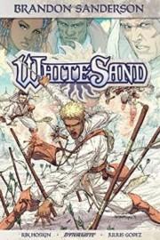 White Sand di Brandon Sanderson