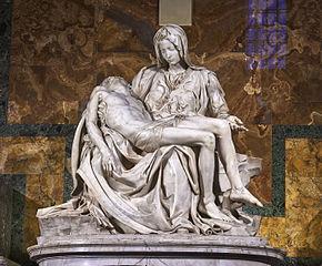La pIetà di Michelangelo, un esempio di come l'arte possa essere un mezzo d'insegnamento