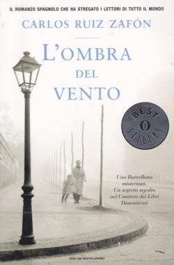 L'ombra del vento, uno dei libri scritti di Carlo Ruiz Zafon