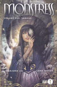 Monstress volume 2 Sangue