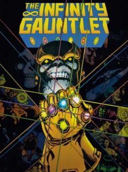 Il Guanto dell'Infinito (The Infinity Gauntlet) è una serie a fumetti della Marvel di sei numeri pubblicata da luglio a dicembre 1991, realizzata da Jim Starlin (storia) e George Pérez/ Ron Lim(disegni)