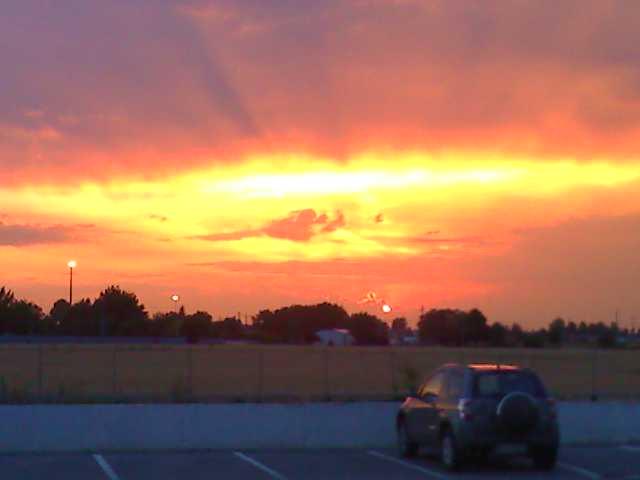 Luci di tramonto