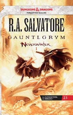 Gauntldrym di R.A. Salvatore