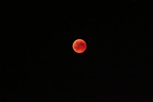 Eclissi lunare 27/07/2018