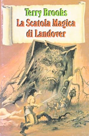 La Scatola Magica di Landover, libro dal quale è estratto il brano sui Cristalli dell'Occhio della Mente