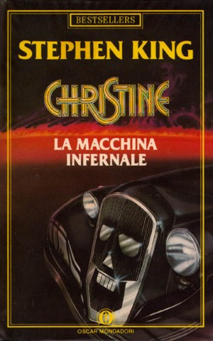 Christine La macchina infernale di Stephen King
