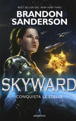 Skyward di Brandon Sanderson