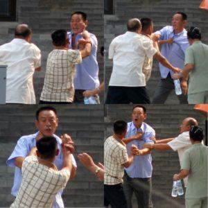 Scene di violenza