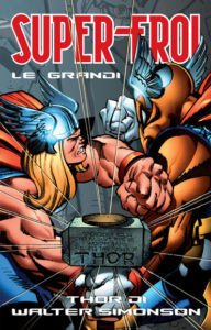 Thor vs Beta Ray Billy