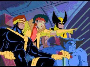 Insuperabili X-men, famoso cartone animato ispisrato ai famosi mutanti Marvel