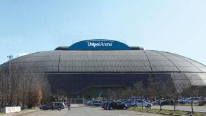 L'Unipol Arena, dove si fa la vaccinazione Covid