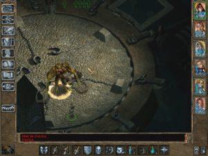Demogorgon, uno dei mostri più forti della serie di Baldur's Gate