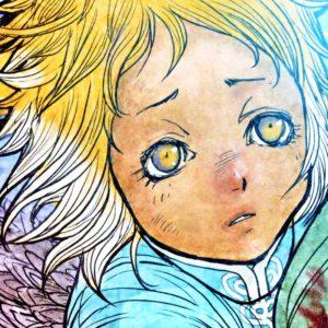 La piccola volpe disegnata nel Volume 1